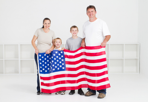 the importance of the americas family values